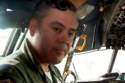 """Madre de piloto de Hércules C-130: """"Hay responsabilidades y ellos tienen que dar la cara"""""""