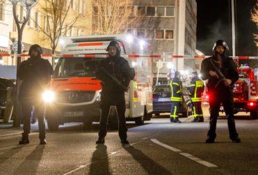 Alemania: Dos tiroteos en Hanau dejan ocho fallecidos y cinco heridos