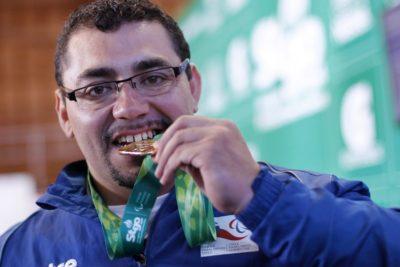 Paralímpicos: Garrido, Dettoni y Flores ganan oro en competencias internacionales