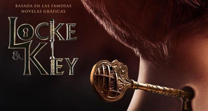 Locke & Key: la adaptación de las novelas gráficas ilustradas por un chileno que aterriza en Netflix