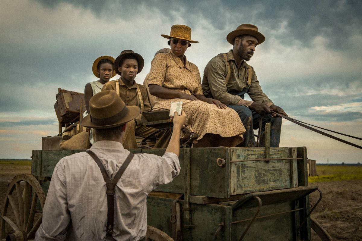 Mudbound: el color de la guerra, una película original de Netflix muy aplaudida por la crítica.