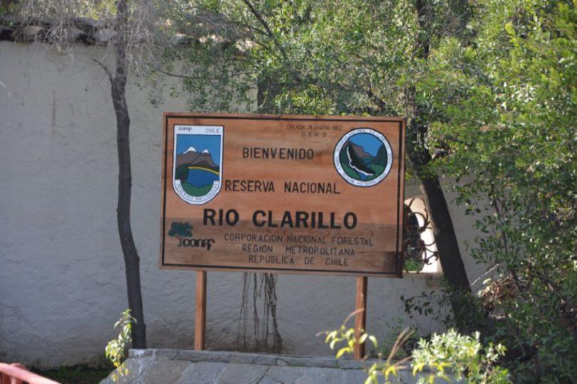 Conaf confirmó cierre de Reserva Río Clarillo por todo febrero