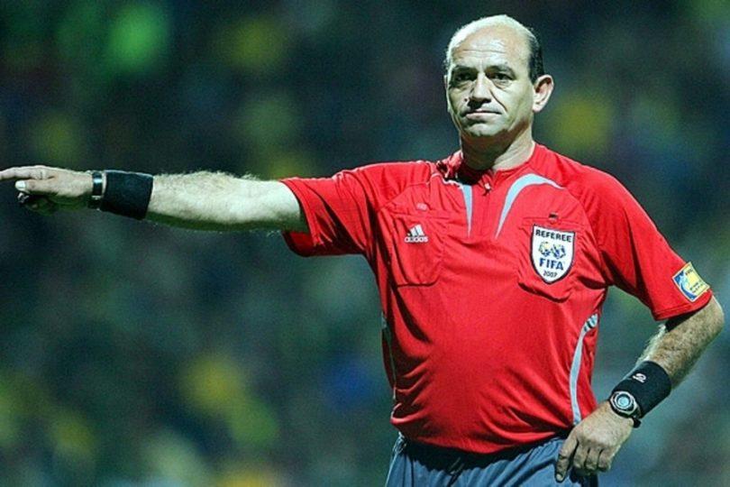 A los 56 años falleció el ex árbitro Rubén Selman