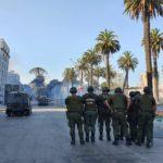 VIDEOS + FOTOS |Serios incidentes, caos vial y el Hotel O'Higgins apedreado: así son las horas previas al inicio de Viña 2020