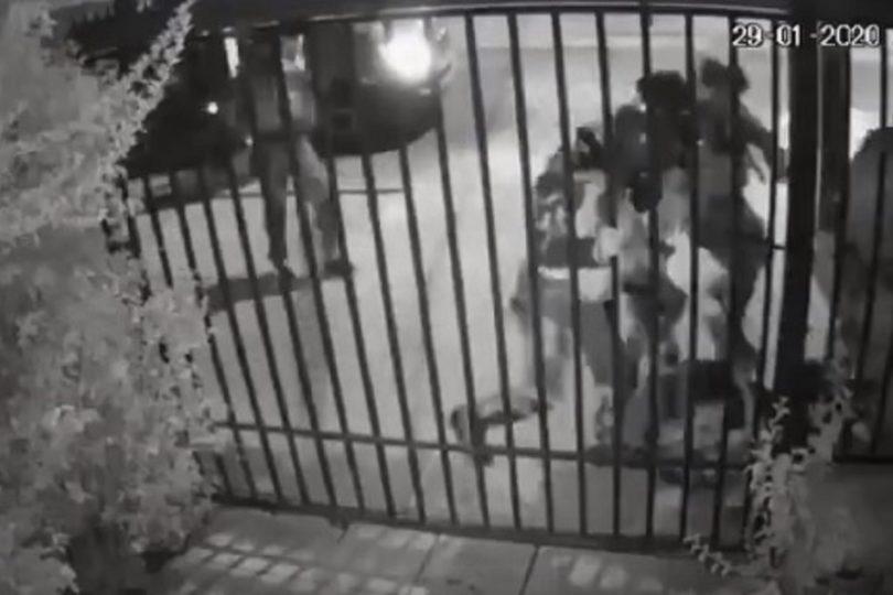 El video clave que reveló la brutal agresión de carabineros a joven en Puente Alto