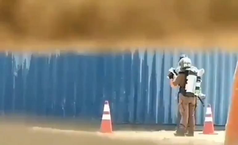 """La nueva """"arma"""" que Carabineros usará en manifestaciones"""