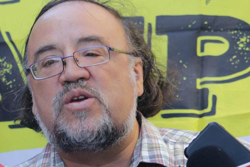 Esteban Silva: el líder del ala chavista que toma protagonismo en la Mesa de Unidad Social