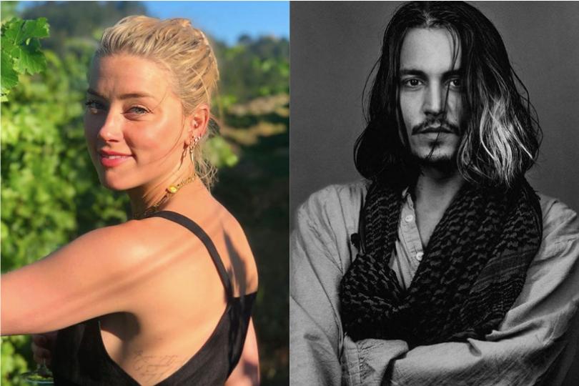 Inesperado vuelco: Amber Heard confesó haber sido violenta con Johnny Depp