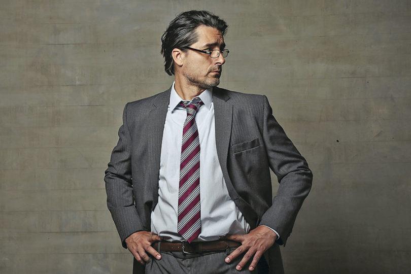 """""""Lo vengo pensando desde hace mucho"""": Jorge Zabaleta explica por qué dejará las teleseries durante este año"""