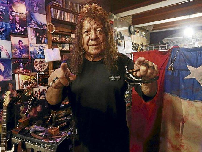 Metal chileno de luto: falleció Juan Álvarez a los 69 años, líder de Panzer