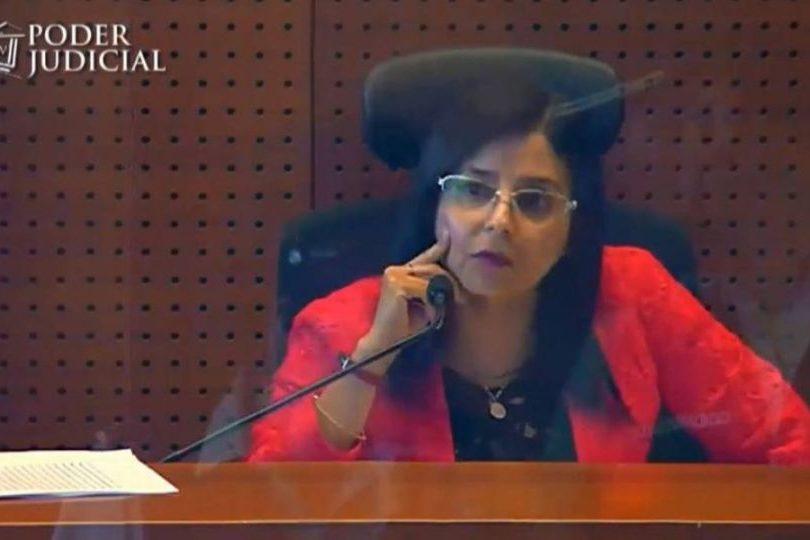 Declaran inadmisible querella del Gobierno por amenazas contra jueza Acevedo