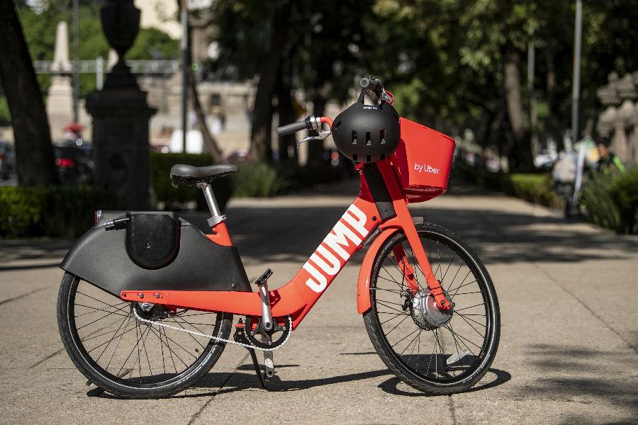 """""""Tres sencillos pasos: conoce cómo utilizar las nuevas bicicletas eléctricas de Uber"""""""