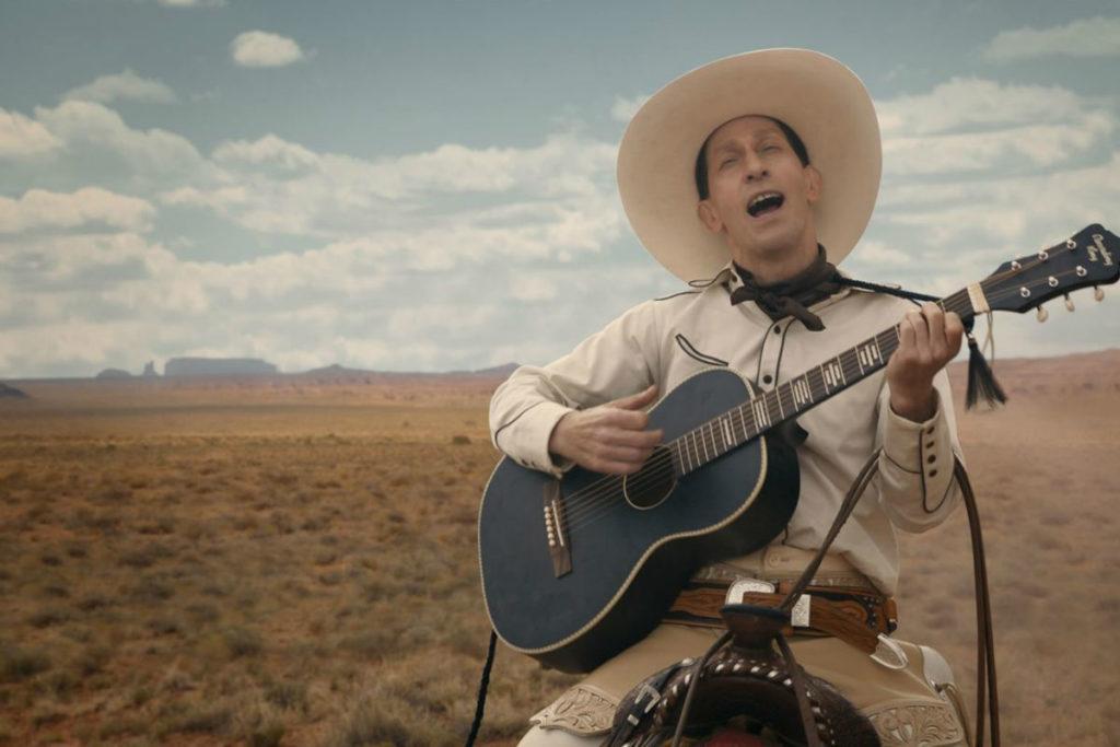 La balada de Buster Scruggs | Netflix