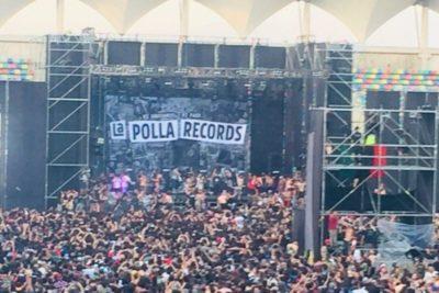 Rodolfo Carter criticó a Audax Italiano por los desmanes en el concierto de La Polla Records