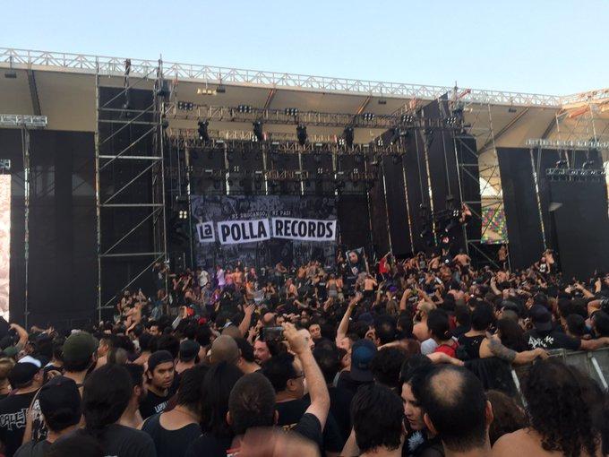 La Polla Records: Sernac exige compensaciones a los asistentes de fallido show