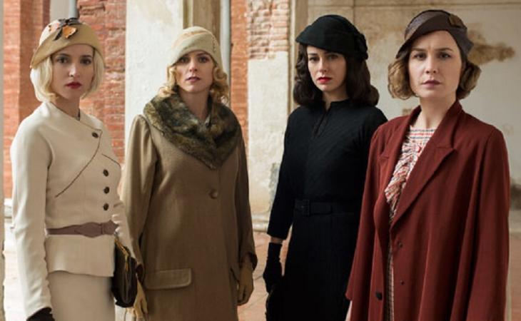 """""""Las Chicas del Cable"""" comienzan a despedirse con la primera parte de su última temporada"""