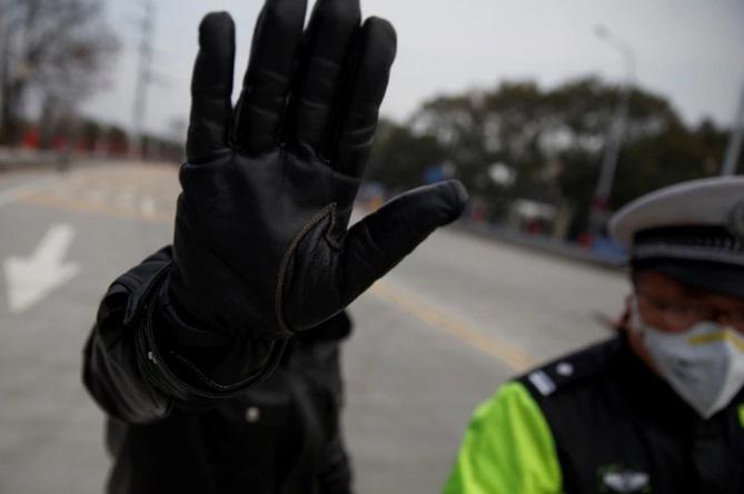 Coronavirus: violentas detenciones en China contra quienes no usen mascarillas