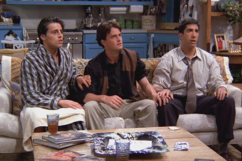 ¿Vuelve Friends? Acuerdo para una reunión estaría a punto de firmarse
