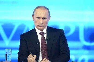 Vladimir Putin asegura que no habrá matrimonio homosexual en Rusia mientras sea Presidente
