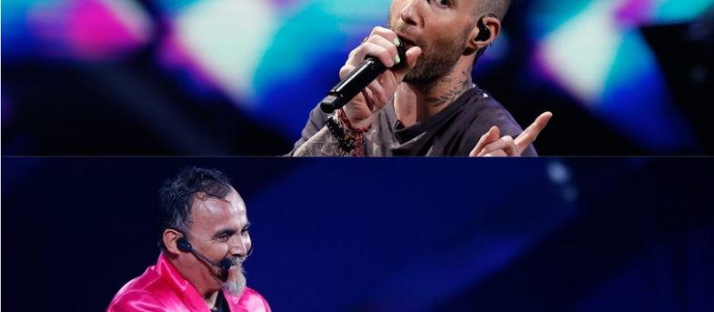 El criticado show de Maroon 5 y el triunfo del Flaco: la deslucida quinta noche de Viña 2020