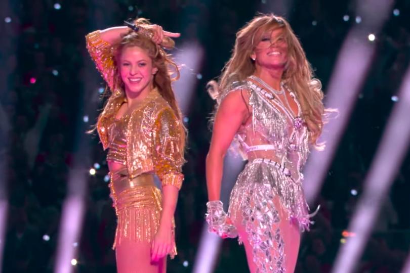 VIDEO |Con Bad Bunny y J Balvin de invitados: así fue el show de Shakira y Jennifer López en el Super Bowl