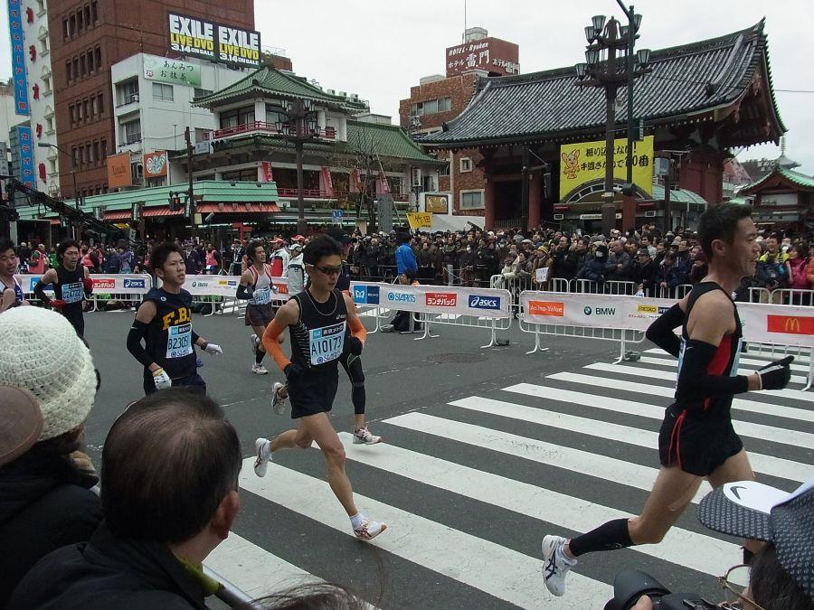 """""""Maratón de Tokio deja fuera a los corredores aficionados por temor al coronavirus"""""""