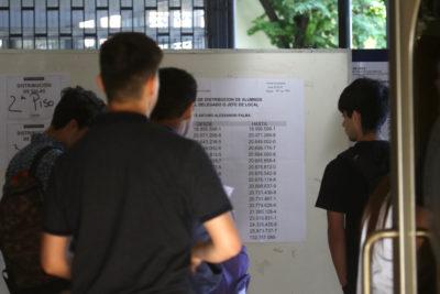 La profunda brecha entre educación pública y privada que ratificó el proceso de admisión 2020