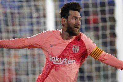 Lionel Messi dona un millón de euros para la lucha contra el coronavirus