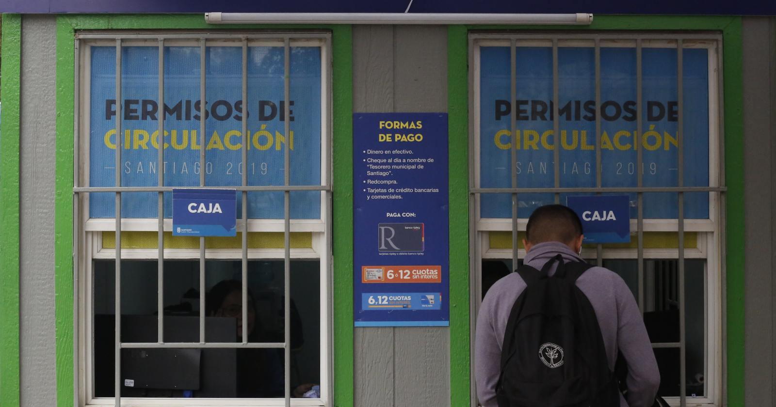 Permisos de circulación: Matthei y Lavín advierten sobre errores que podrían perjudicar a conductores