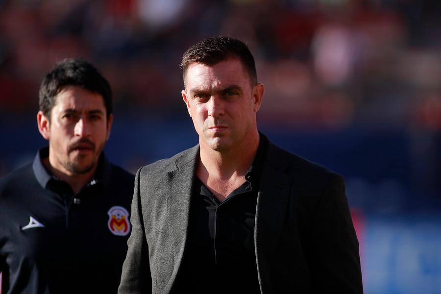 """Pablo Guede: """"Es descabellado que me haya ofrecido a Colo Colo"""""""