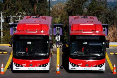 RED alcanza una flota de mil buses beneficiando 3 millones de personas