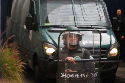 Confirman caso de coronavirus en cárcel de Puente Alto: generó disturbios en el penal