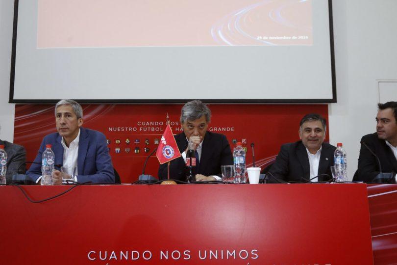 Consejo de Presidentes propuso bajar sueldos de jugadores y cuerpos técnicos
