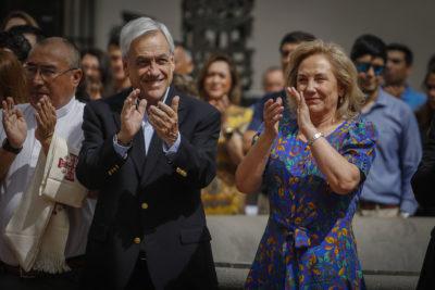 """Cecilia Morel y estallido social: """"Es momento de pensar en el país y dejar atrás las pequeñeces políticas"""""""