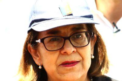 Rosa Oyarce guardará cuarentena preventiva por posible contagio de coronavirus