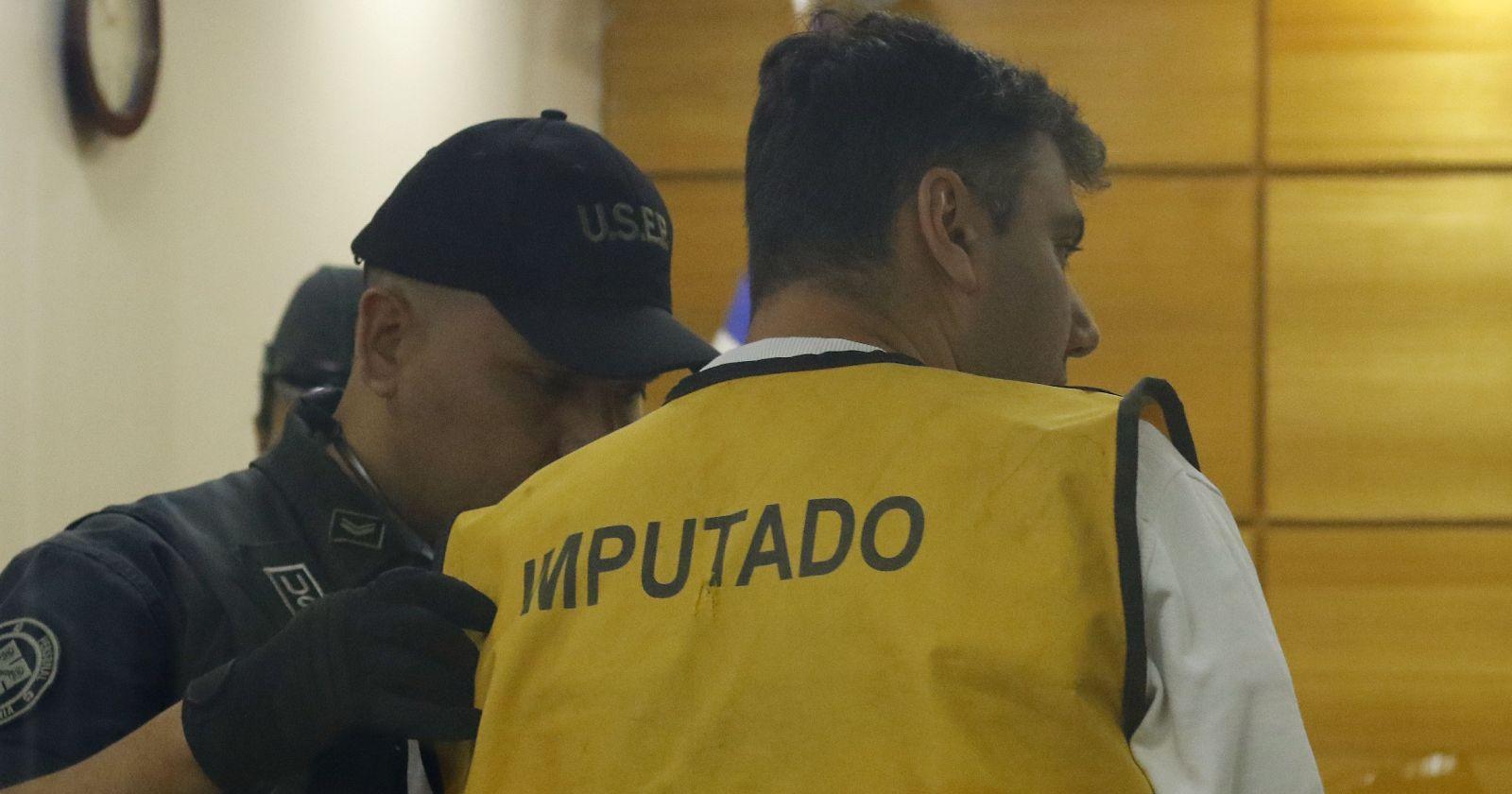 """""""Tribunal de Garantía mantiene prisión preventiva para Karim Chahuán"""""""