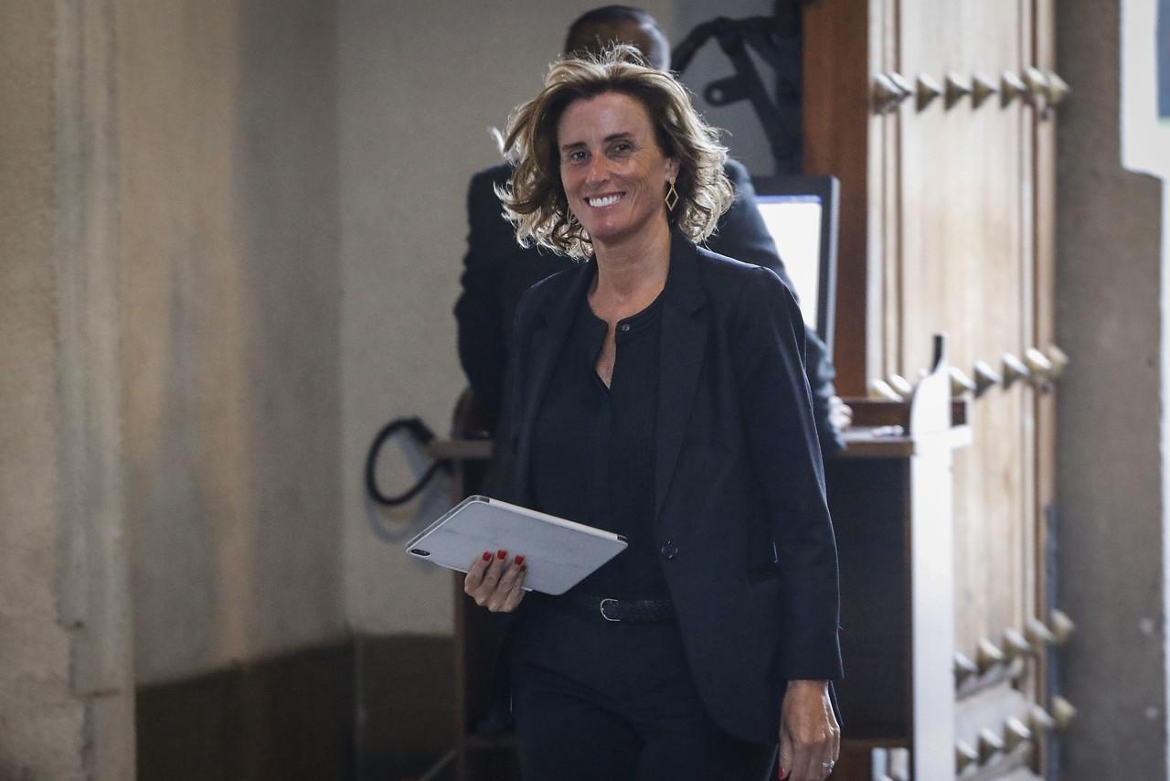 """""""Marcela Cubillos asume como directora de Libertad y Desarrollo"""""""