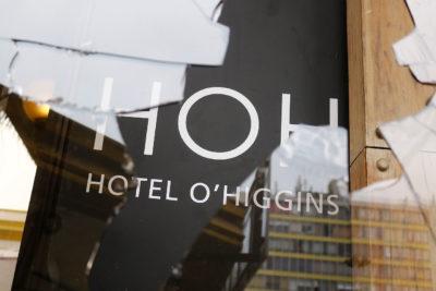 Hotel O'Higgins despidió a 50% de sus trabajadores tras destrozos durante el Festival de Viña