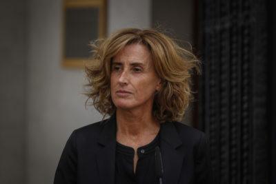 """Marcela Cubillos: """"No voy a ocupar ningún cargo en la campaña del rechazo"""""""