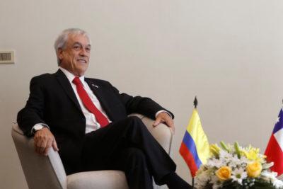 """Piñera y llegada de marzo: """"Sí a las manifestaciones pacíficas, no a la violencia criminal"""""""