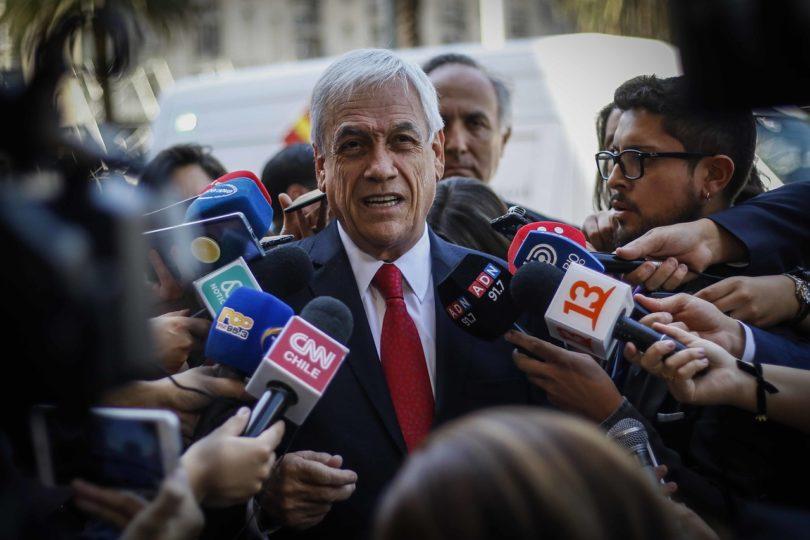 Las imprecisiones e informaciones falsas de la entrevista de Sebastián Piñera en TVN