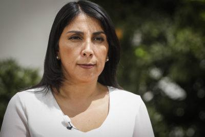 """Vocera Karla Rubilar: """"El plebiscito va sí o sí"""""""