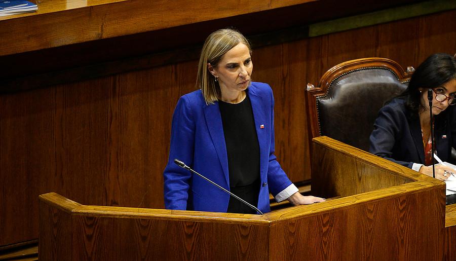 """Ministra Plá: """"Chile es uno de los países con la tasa más baja de femicidios en América"""""""