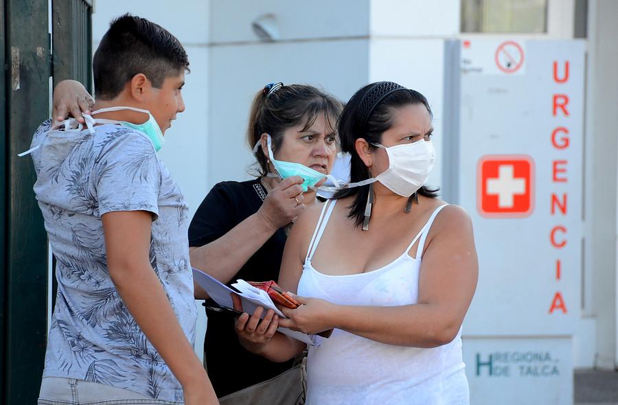 """""""Suspenden clases en colegios de San Javier y Hualañé por caso de coronavirus"""""""