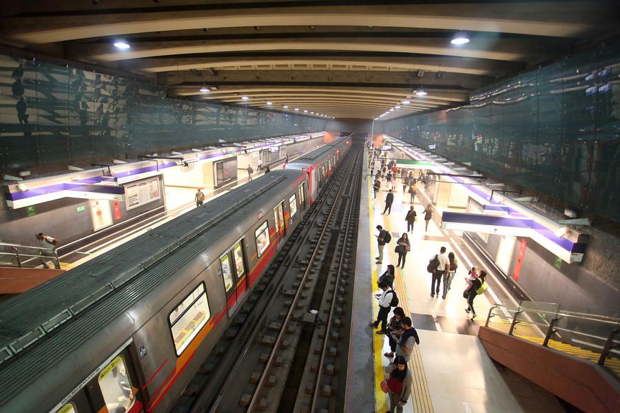 Licitaciones De Lineas 8 Y 9 Del Metro Fueron Declaradas Desiertas