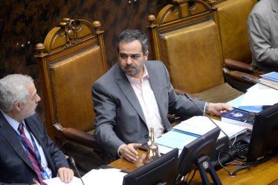 Senador Jaime Quintana derriba intento de inhabilitar a Piñera