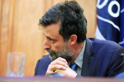 """Cristián Warnken: """"Aylwin fue nuestro profesor de democracia, el partero de nuestra libertad"""""""