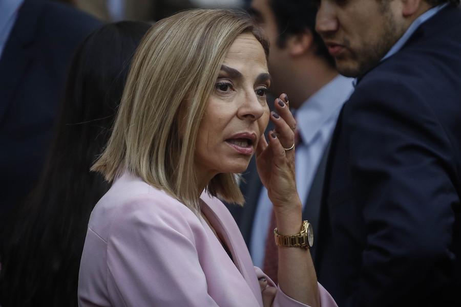 """Isabel Plá y su renuncia al Ministerio de la Mujer: """"He cumplido un ciclo"""""""