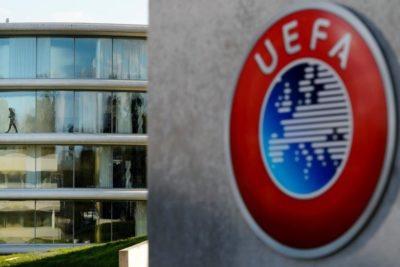 UEFA se reunirá el miércoles para definir el futuro del fútbol europeo