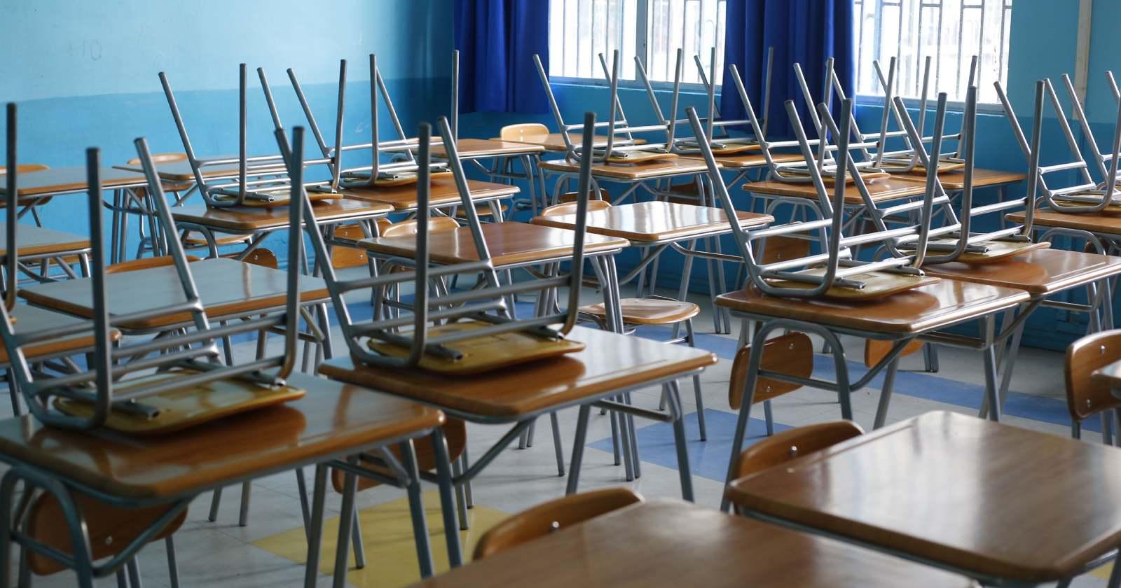 """""""Colegios particulares y falta de clases:"""